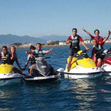 Réservation Argelès en jet ski 45min