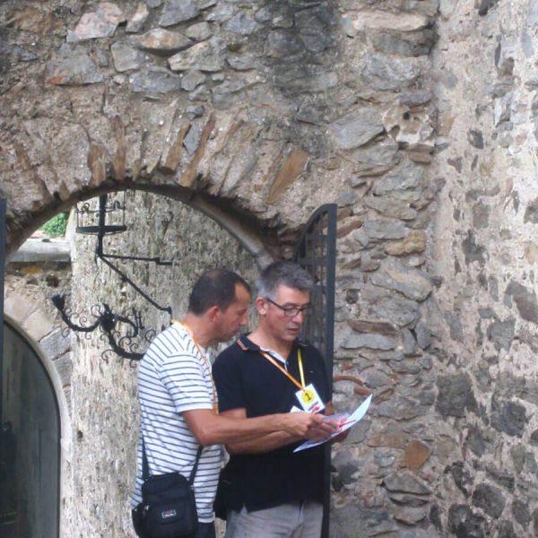 Chasses aux trésors Cluedo à Castelnou