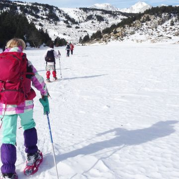 Réservation randonnée raquettes dans les Pyrénées-Orientales