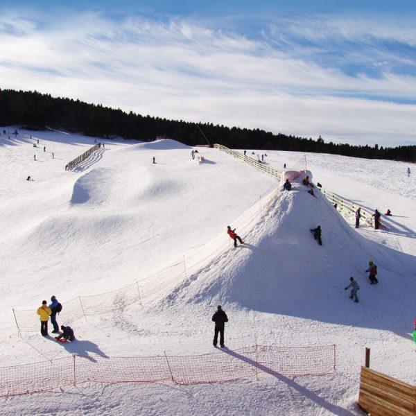 Snowlympiades de La Quillane