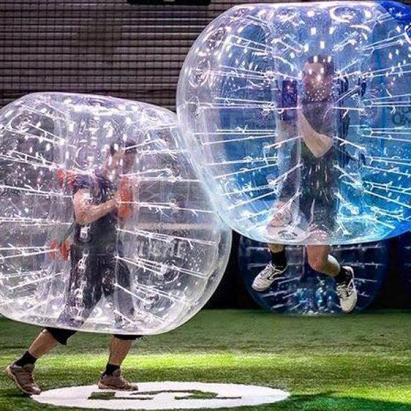 Bubble bump dans les Pyrénées-Orientales