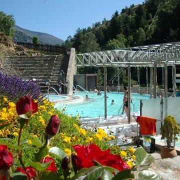 Bains de Saint-Thomas eaux chaudes 66