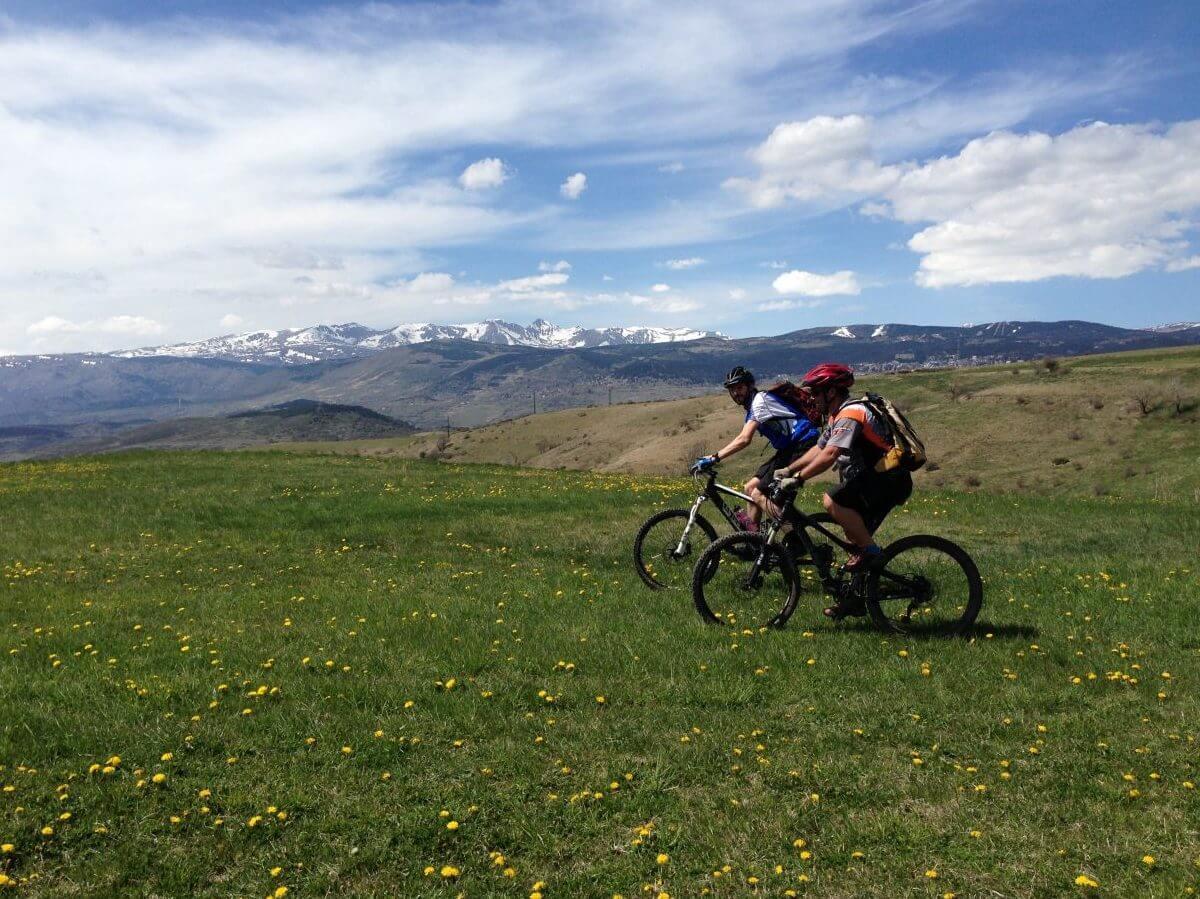 Randonnée dans les Pyrénées-Orientales