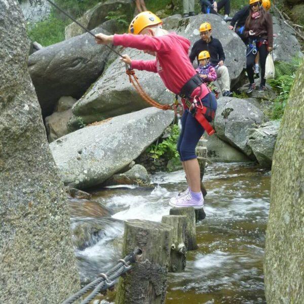 Parc vertige dans les Pyrénées-Orientales