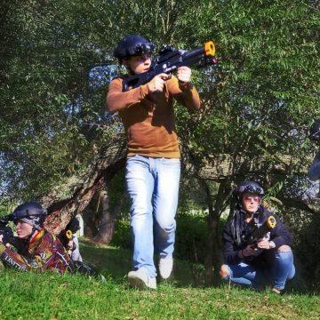Master Laser dans les Pyrénées-Orientales