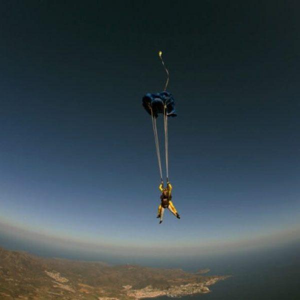 saut en parachute salou