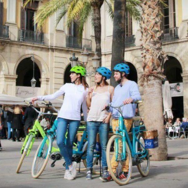Visite guidée de Barcelone en vélo électrique