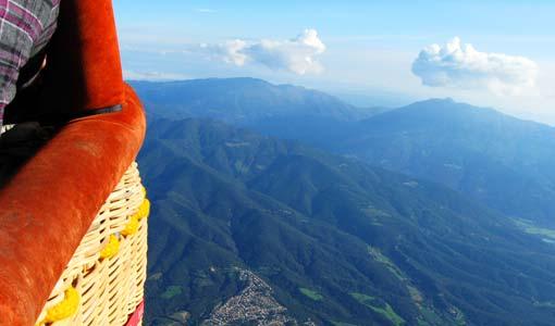 Vol en montgolfière à Barcelone