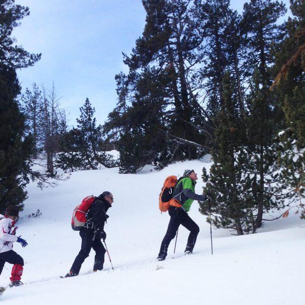 sports d'hiver dans le 66