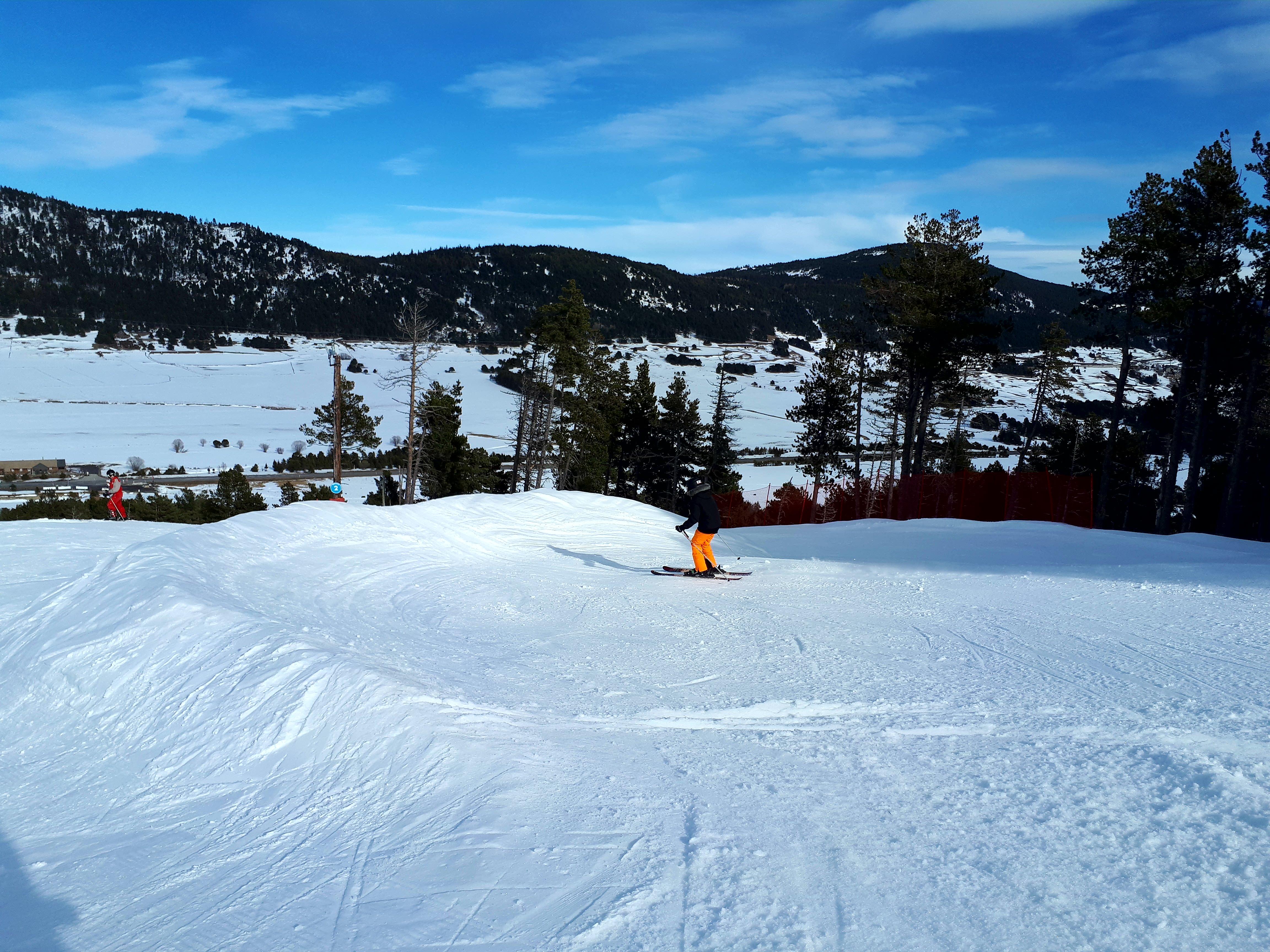Forfait de ski pas cher dans les Pyrénées-Orientales