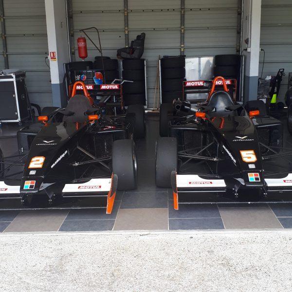 Stage de pilotage F3 Pau