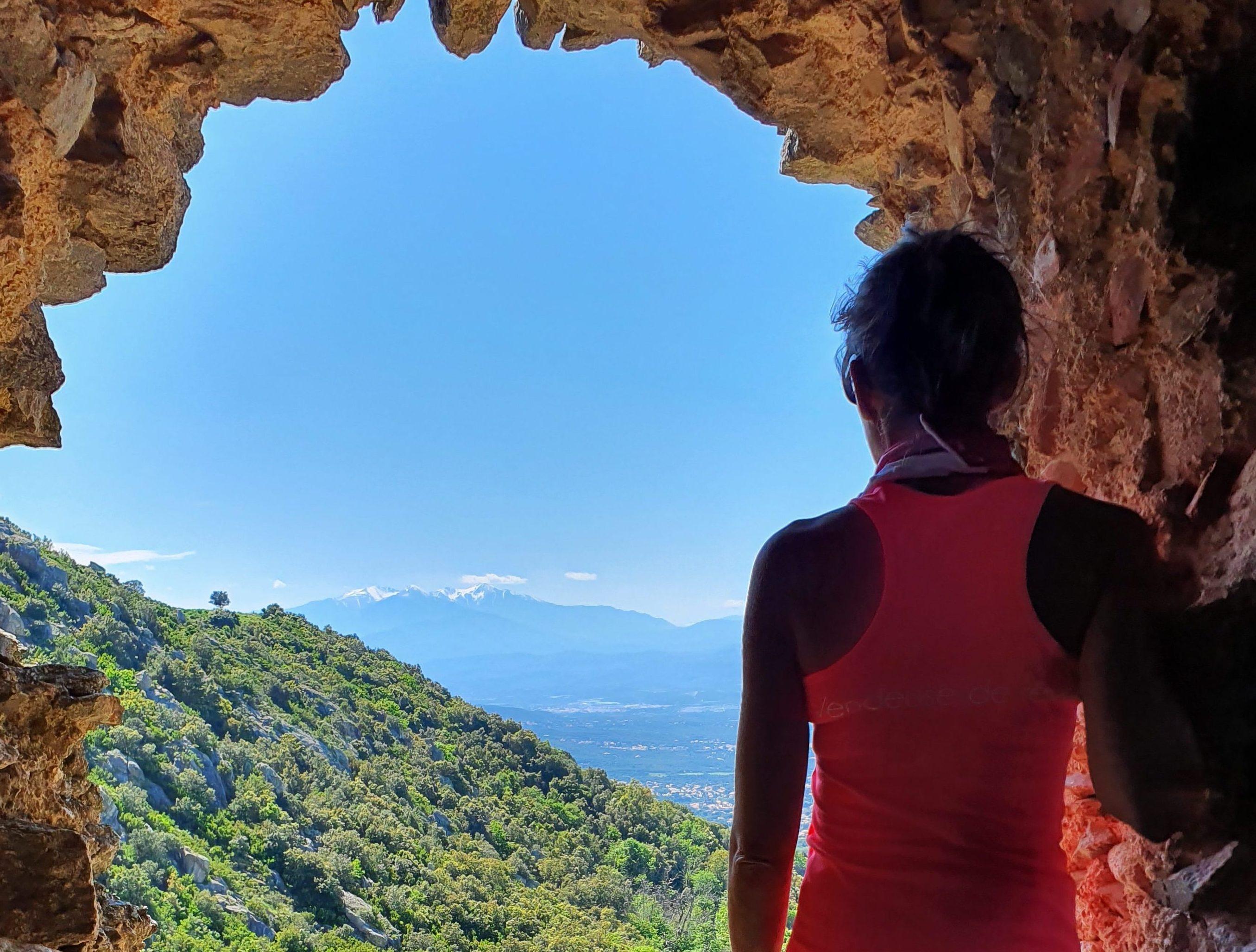Randonnée dans les Albères