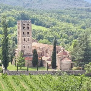 Abbaye de Saint-Michel de Cuxa