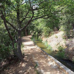 Balade au coeur du Conflent, canal de la Bohère
