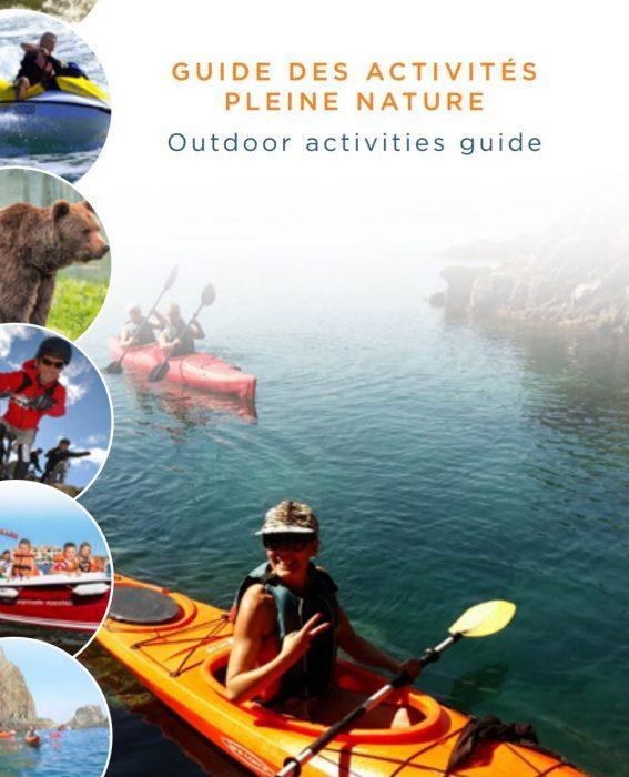 Guide activités Pyrénées Orientales 2020