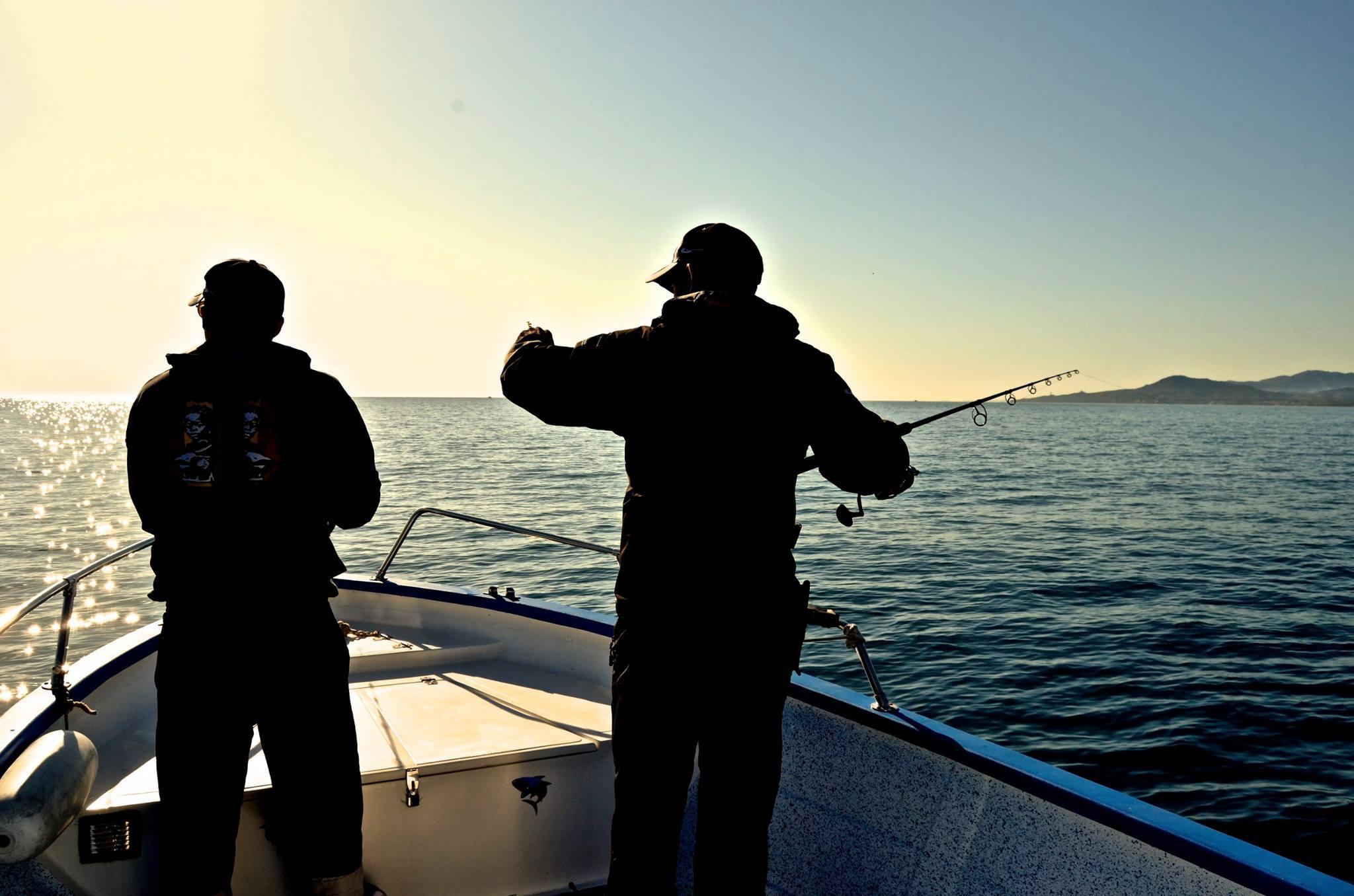 Pêche en mer Pyrénées-Orientales