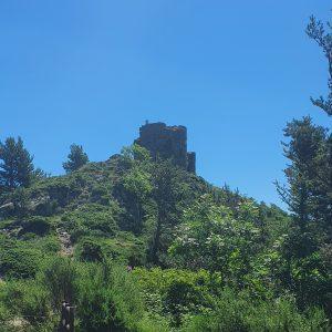 Haut Vallespir, la Tour de Batère