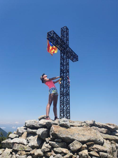 Puig Sallfort dans les Albères