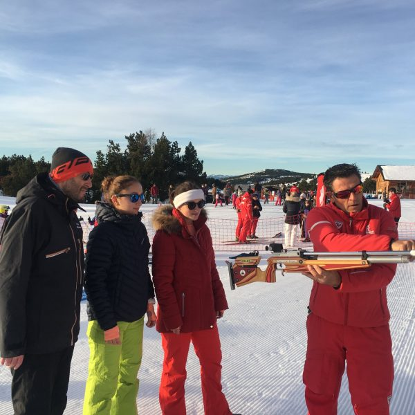 Ski de fond et biathlon à Font-Romeu