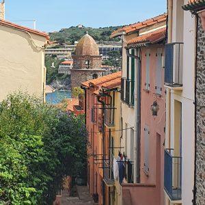 Croisière en mer destination Collioure