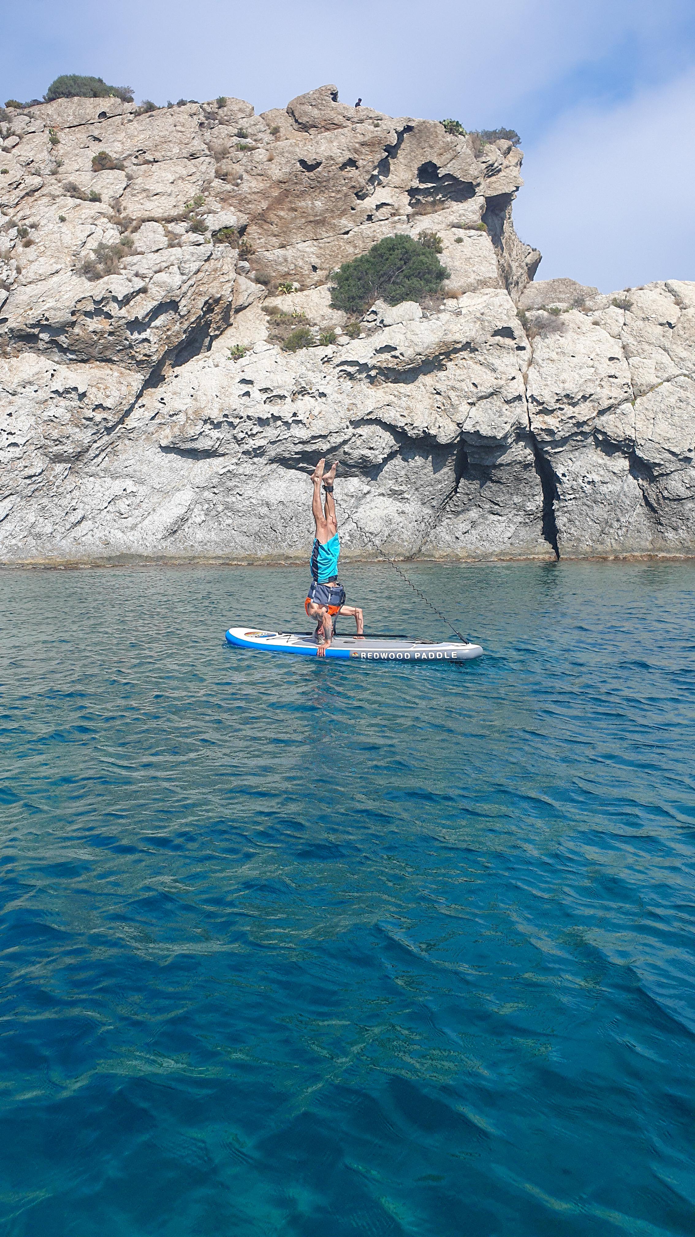 combiné croisière paddle en Pays Catalan